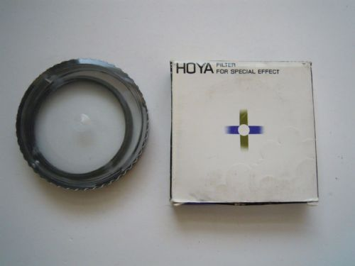 HOYA FILTER FOR SPECIAL EFFECT 62.0S CLOSE UP +1